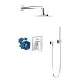 Eurocube Perfect shower set with Euphoria Cube 152 23409 000
