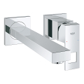 Eurocube Two-hole basin mixer M-Size 23447 000