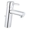 "Concetto Single-lever basin mixer 1/2"" M-Size 23450 001"