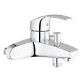 "Eurosmart Single-lever bath mixer, ¾"" 23461 002"