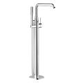 "Essence Single-lever bath mixer 1/2"", floor mounted 23491 001"