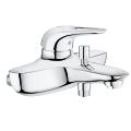 "Eurostyle Single-lever bath mixer, ¾"" 23573 003"