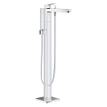 "Eurocube Single-lever bath mixer 1/2"", floor mounted 23672 001"