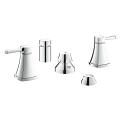 Grandera Two-Handle Bidet Faucet M-Size 24034 000