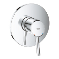Concetto Single-lever shower mixer trim 24053 001