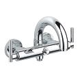 Atrio Bath/shower mixer 25011 000