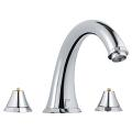 Kensington Three-Hole Roman Bathtub Faucet 25074 000
