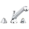 Somerset Three-Hole Roman Bathtub Faucet 25076 000