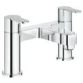 "Eurostyle Cosmopolitan Two-handled Bath filler 1/2"" 25100 002"
