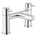 "Concetto Two-handle bath filler 1/2"" 25102 000"