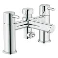 "Concetto Two-handled bath/shower mixer ½"" 25109 000"