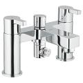"Lineare Two-handled bath/shower mixer ½"" 25113 000"