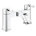 "Grandera Two-handle bath filler 1/2"" 25165 000"