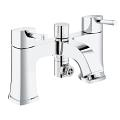 "Grandera Two-handled bath/shower mixer ½"" 25167 000"