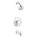 BauLoop Shower/Tub Combination 26017 000