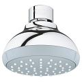 New Tempesta 100 Head shower 1 spray 26050 000