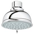 Tempesta Rustic 100 Head shower 2 sprays 26080 000