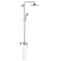New Tempesta Cosmopolitan 200 Shower system with single lever mixer for wall mounting 26244 000