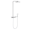 Rainshower System SmartControl 360 MONO Shower system with Safety Mixer for wall mounting 26361 000