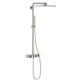 Shower system with thermostat for wall mounting 26508 DC0