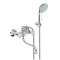 "Costa L Solid basin mixer, 1/2"" 26790 001"