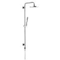 Rainshower System 210 Shower system with GrohClick without fitting for wall mounting 27030 000