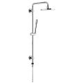 Rainshower System 210 Shower system with GrohClick without fitting for wall mounting 27038 000