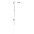 Rainshower System 210 Shower system with diverter  for wall mounting 27058 000