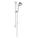 Rainshower Rustic 130 Shower rail set 3 sprays 27139 000