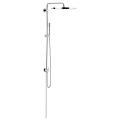 Rainshower System 400 Shower system with diverter  for wall mounting 27175 000