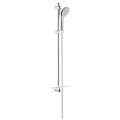 Euphoria 110 Champagne Shower rail set 3 sprays 27227 001
