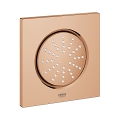 "Rainshower F-Series 5"" Side shower 1 spray 27251 DA0"