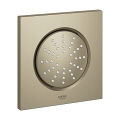 "Rainshower F-Series 5"" Side shower 1 spray 27251 EN0"