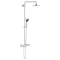 Vitalio Joy System 180 Shower system with thermostat for wall mounting 27298 001