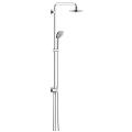 Euphoria System 180 Shower system with diverter  for wall mounting 27421 001