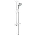 New Tempesta Cosmopolitan 100 Shower rail set 4 sprays 27577 001