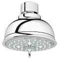 New Tempesta Rustic 100 Head shower 4 sprays 26045 000
