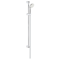 New Tempesta 100 Shower rail set 2 sprays 27646 10E