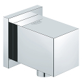 "Euphoria Cube Shower outlet elbow, 1/2"" 27704 000"