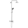 Vitalio Joy System 180 Shower system with single lever mixer for wall mounting 27684 000