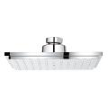 Euphoria Cube 150 Shower Head 1 Spray 26468 000