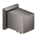 "Allure Brilliant Shower outlet elbow, 1/2"" 27707 A00"