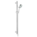 Power&Soul® Cosmopolitan 115 Shower rail set 2 sprays 27755 000