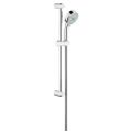 New Tempesta Cosmopolitan 100 Shower rail set 4 sprays 27787 001
