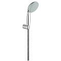 New Tempesta 100 Set de douche avec support mural et 2 jets 27803 00E