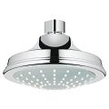 Euphoria Rustic 130 Shower Head 1 Spray 27811 000
