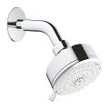 New Tempesta Cosmopolitan 100 Head shower 4 sprays 27869 001