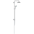 Euphoria Power&Soul System 190 Shower system with diverter  for wall mounting 27911 000
