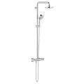 New Tempesta Cosmopolitan 160 Shower system with thermostat for wall mounting 27922 000