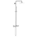 Euphoria System 150 Shower system with thermostatic mixer for wall mounting 27932 000